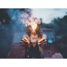 We started as a spark, didn't think we'd come this far