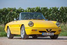 Alfa Romeo Spider - Bilder - autobild.de