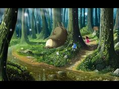 Path of the Wind - Joe Hisaishi & Studio Ghibli - YouTube