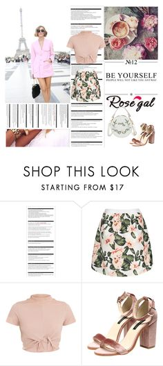 """Paris"" by antonija2807 ❤ liked on Polyvore featuring Arche and Sonia Rykiel"