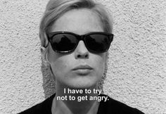 Bibi Andersson in Persona Pretty Hurts, It Hurts, Persona 1966, Ingmar Bergman, Movie Lines, Film Quotes, My Mood, How I Feel, Thoughts