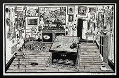 Le Gun | Illustrators | Central Illustration Agency