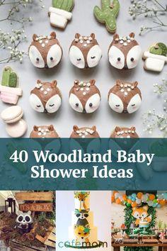 150 Best Woodland Animals Baby Shower Images In 2019 Baby Shower