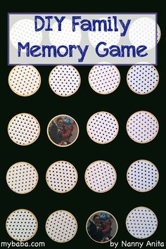 I do love a good game of memory/pairs with my charges. We have lots of store bought versions, but I thought that it would be nice make our own personal set to use out and about. Things To Do Inside, Fun Things, Draw On Photos, Memory Games, Busy Bags, Ready To Play, Family Memories, Give It To Me, How To Make
