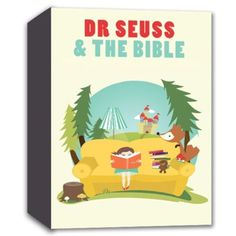Dr. Seuss and the Bible-curriculum using several classic literature books. $65.00
