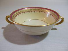 Items similar to Vintage 1932 Lenox China - Soup Bowl with Gold Trim on Etsy Lenox China, Soup Bowls, Easy Entertaining, Tea Cups, Tableware, Vintage, Etsy, Food, Dinnerware