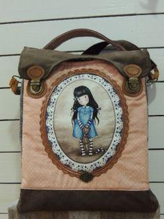 Big gorjuss bag by COCARECOS