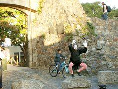 Puerta de la Ciudadela : Portal de Colonia - Uruguay