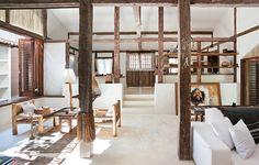 Une maison blanche au Brésil | | PLANETE DECO a homes worldPLANETE DECO a homes world