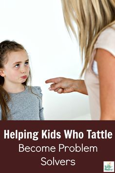 Teaching kids the difference between tattling and reporting helps them understand when to get adult help, when to walk away, and when to work it out.