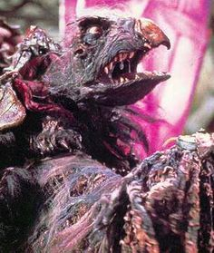 the dark crystal. For u @melissakeck our spirit animal voice