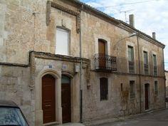 Casa de Juana la Loca en Tórtoles de Esgueva. Burgos.