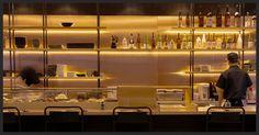 Retail Interior, Restaurant Bar, Sushi, Interior Design, Project Management, Brooklyn, Oriental, Chairs, Construction