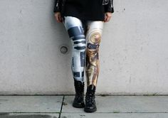 See my latest outfit post my #alternativefashion blog Anti.Muse. #starwars