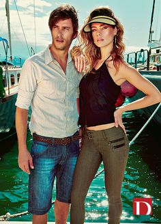Destroy Jeans | Summer 2015 | Verão 2015 | camisa masculina; bermuda jeans masculina; regata feminina; calça jeans masculina; jeanswear.