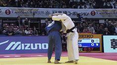 let's play judo — Robert Mshvidobadze (RUS) Tokyo Grand Slam 2016...