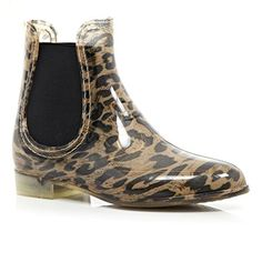 Stylish Womens Rain Boots Water Shoes High Leg With Cute Pattern Tyc165 >>> You can get more details by clicking on the image.