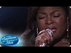 Candice Glover Performs I Am Beautiful - AMERICAN IDOL SEASON 12
