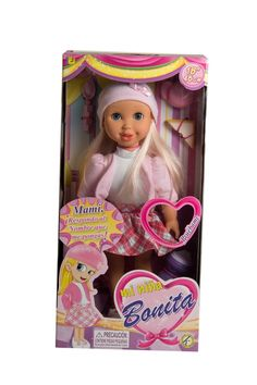 Muñeca marca Mi Niña Bonita.