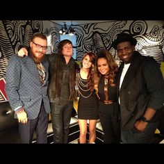 Tomorrow see the Top 4's immediate reaction to tonight's eliminations. The #VoiceAfterShow will be live here in the afternoon: http://www.nbc.com/the-voice/exclusives/sprint/after-show/