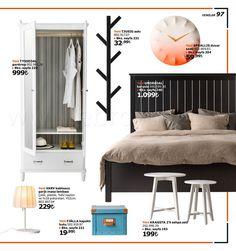 IKEA - Ikea 2016 Kataloğu: Hayatı Güzelleştiren Küçük Ayrıntılar! Askı, tabure, duvar saati