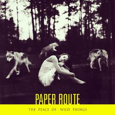 Paper Route / The Peace of Wild Things. Everyone go listen to this album right now.