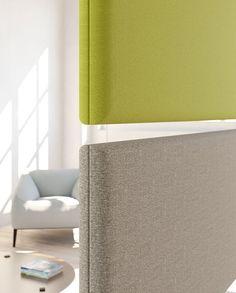 ADDENDA - Panneaux acoustiques à suspendre au plafond - Design Studio Manade - MANADE
