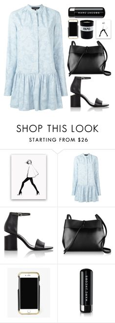 """""""Maria Francisca"""" by anaaborges ❤ liked on Polyvore featuring Thakoon, Alexander Wang, Kara, Revisit, Marc Jacobs, Bella Freud, cute, StreetChic and 2016 Bella Freud, Street Chic, Alexander Wang, Marc Jacobs, Kara, Polyvore, Fashion, Moda, Fashion Styles"""