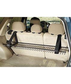 Minivan/SUV Cargo Shelf
