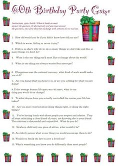Here are some winning party game printables for the parties listed below. We are adding to these all the time. Keep coming back to check them out.