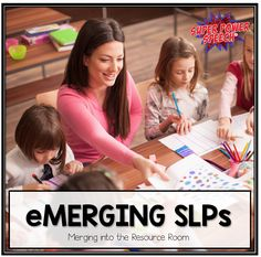 eMerging SLPs: Mergi