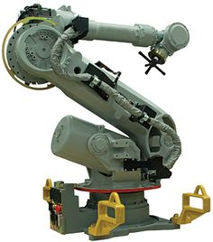 Robot Measurement #precision #machinery #antivibration