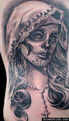 59 Tatuagens de Catrina ~ Mais Tattoo