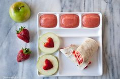 Unique Strawberry Lunch Ideas for Kids