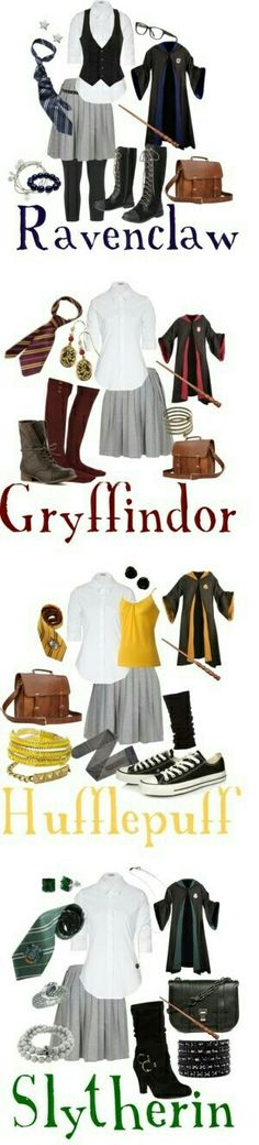 Howgarts clothes