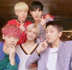 Jason, Wow, Chan, Jun, Donghun