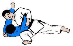 Técnicas e golpes | JUDÔ FILOSOFIA DE VIDA Kuzure-kesa-gatame