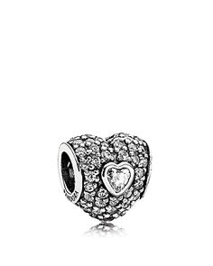 Mine! In My Heart Charm given to me from my son on my first Mother's Day 2014