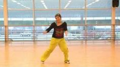 New Year New You - Guide to basic Zumba® Fitness steps, via YouTube.
