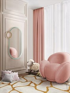 Baby bedroom ideas | For more nursery's inspirations go to CIRCU.NET and discover more ideas for kids' bedrooms . . . . . . #circumagicalfurniture #kidsfurniture #crib #babyroom #babyroomdecor #babyroomideas #babyroomdesign #nursery #nurserydecor #nurseryinspo Baby Bedroom, Baby Room Decor, Nursery Room, Kids Bedroom, Bedroom Ideas, Kids Mirrors, Small Wall Mirrors, Inside Celebrity Homes, Luxury Nursery