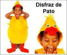 Disfraz Pato Animales Animalitos Niños Fiesta Concert - $ 70,00 en ...