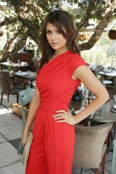 Nina Dobrev - THR 25 top Stylists luncheon 3/13/13