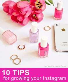 10 best tips on how to grow your Instagram following:  http://sonailicious.com/how-to-get-more-followers-on-instagram/