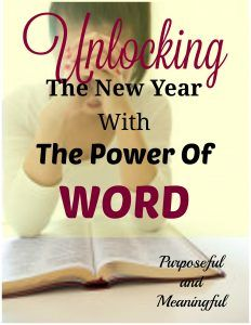 Unlocking the Year With The Power of The Word. – P&M