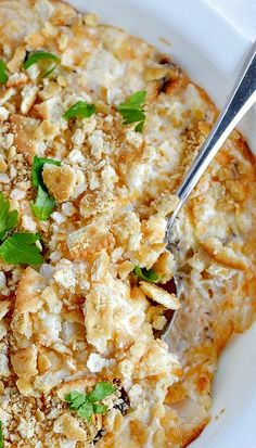 Vidalia Onion and Bacon Cheese Dip