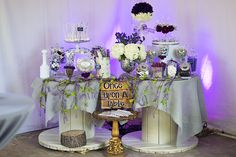 AZ Party Planners Set Up - Photo by Micah Williams Photography