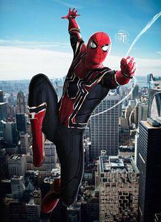 ##Spider-Man ##InfinityWar