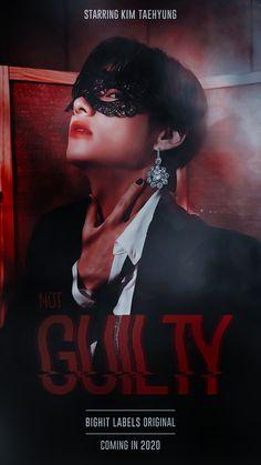 Not Guilty by heiwaxx on DeviantArt Taehyung Fanart, V Taehyung, Foto Bts, Wattpad Book Covers, Best Wattpad Books, Bts Fanfiction, Bts Book, Kpop Posters, Movie Covers