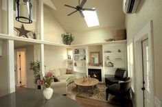 <b>Ross Chapin</b> Coho Cottage - Living Room | Favorite Places & Spaces | P ...