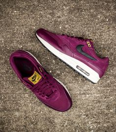 Nike Sportswear Air Max 1 Premium in Two Colorways for A/W 2017 - EU Kicks: Sneaker Magazine
